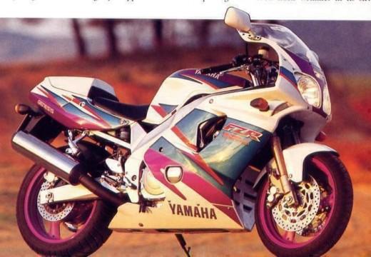 Yamaha FZR600 94  4